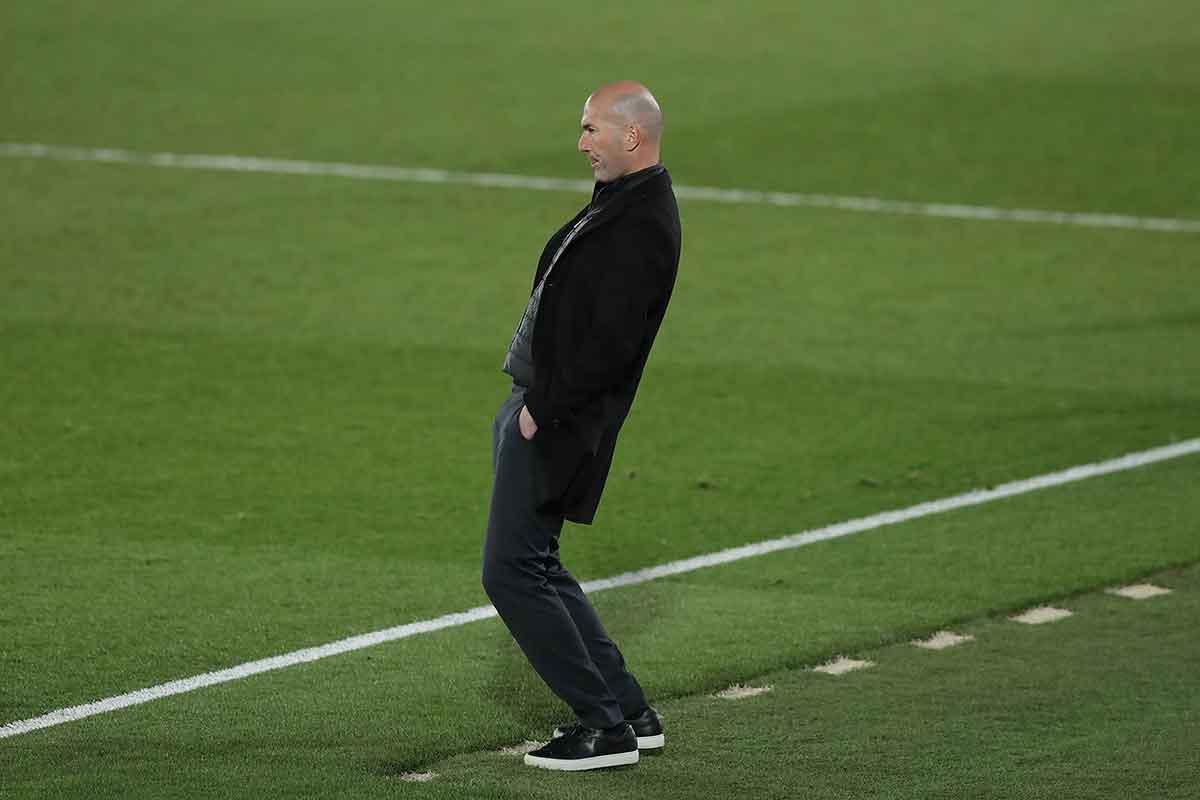 Zidane cintura