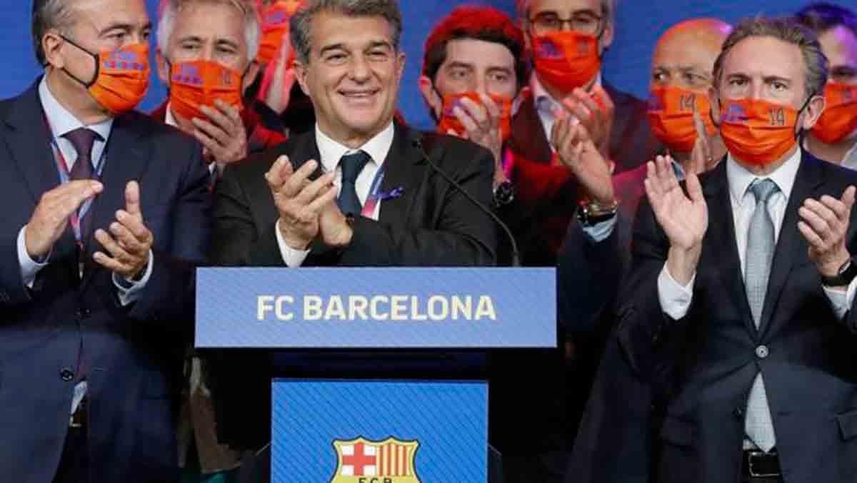 Nueva directiva Barça