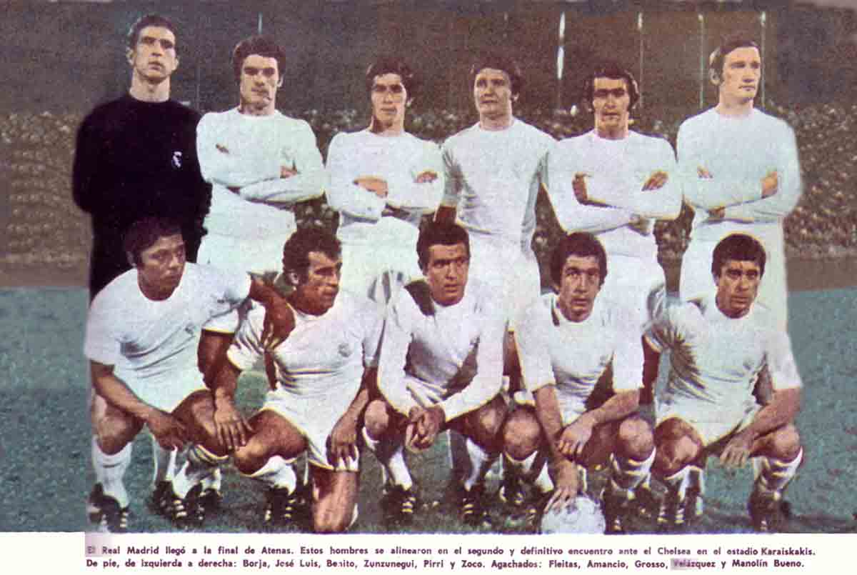 Real Madrid 1970-71