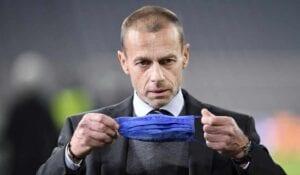 Ceferín UEFA