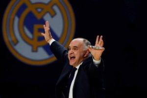 El Real Madrid de Laso, un canto al deporte