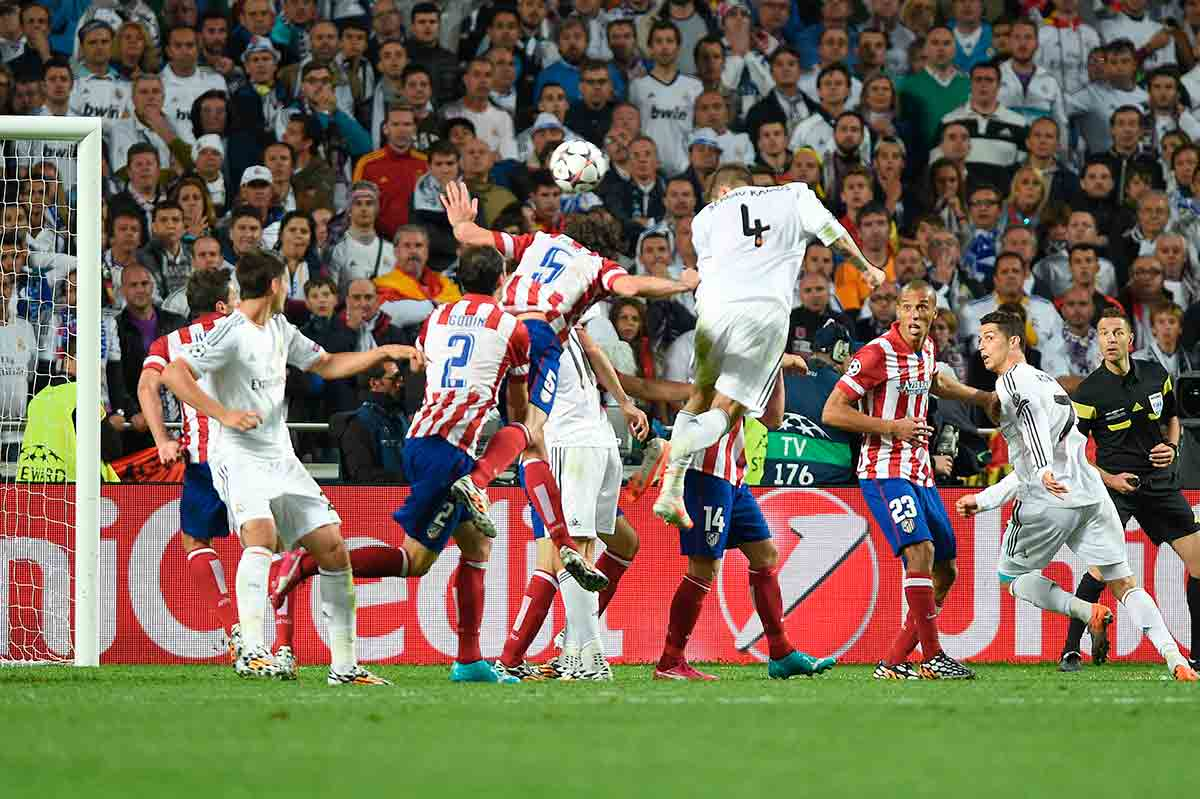 Ramos gol Décima