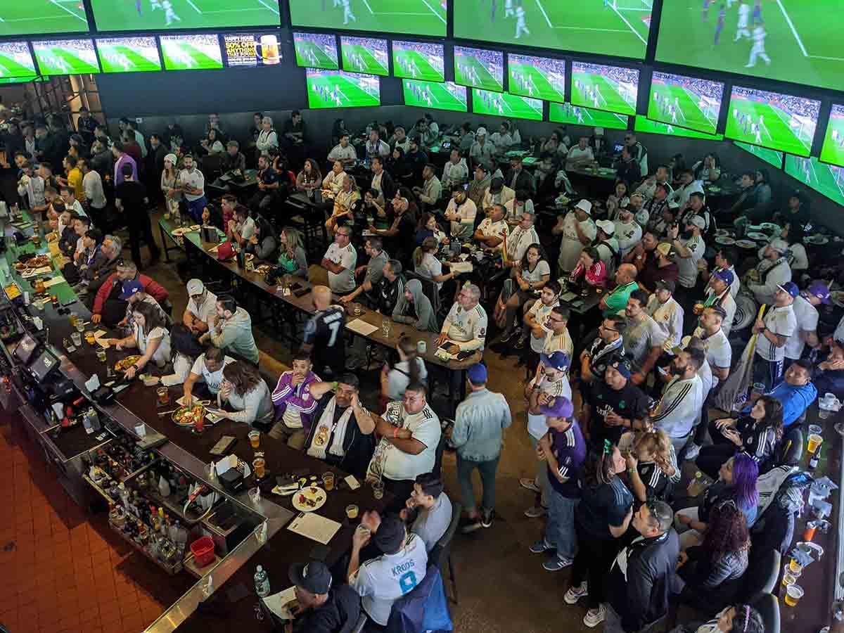 Bar Peña Los Ángeles