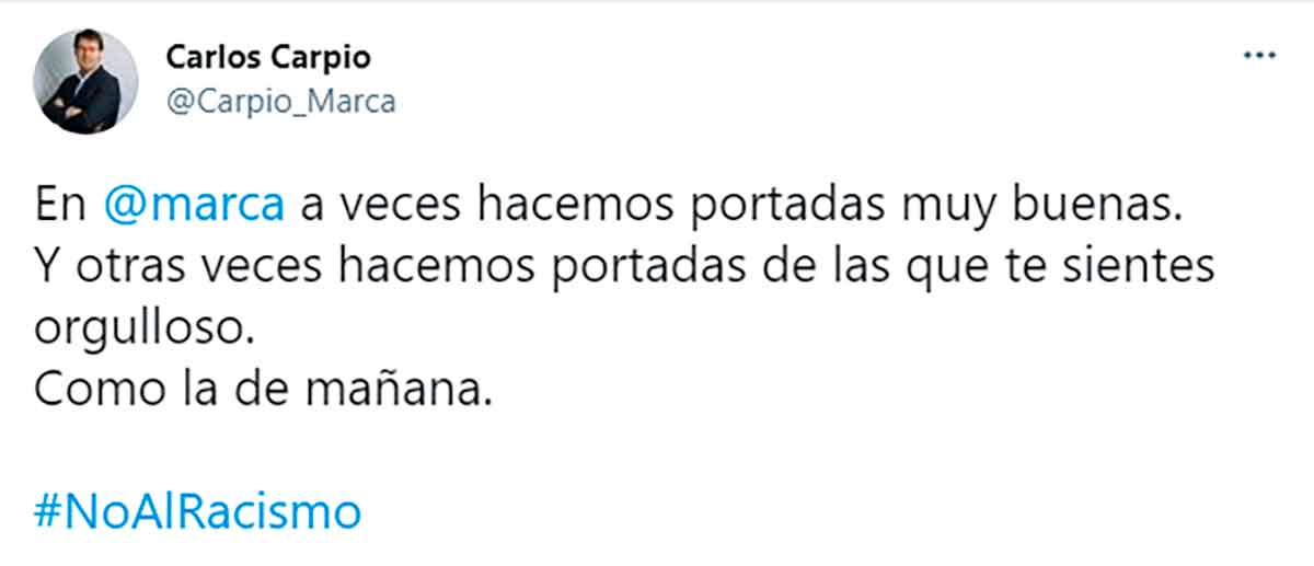 Tuit Carpio Marca