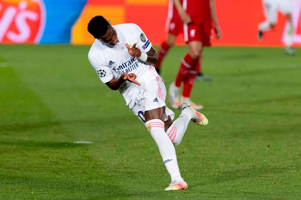 Real Madrid, 3 - Liverpool, 1: Imagine