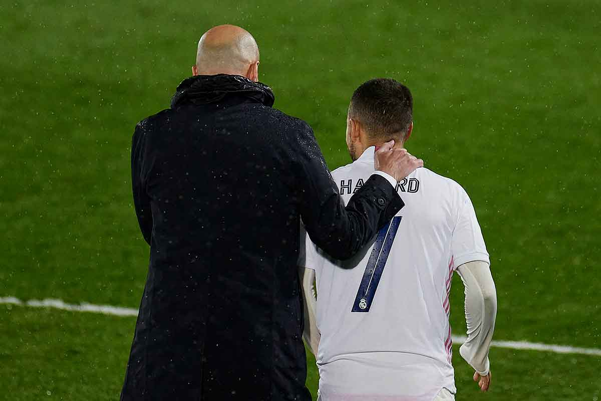 Hazard Zidane