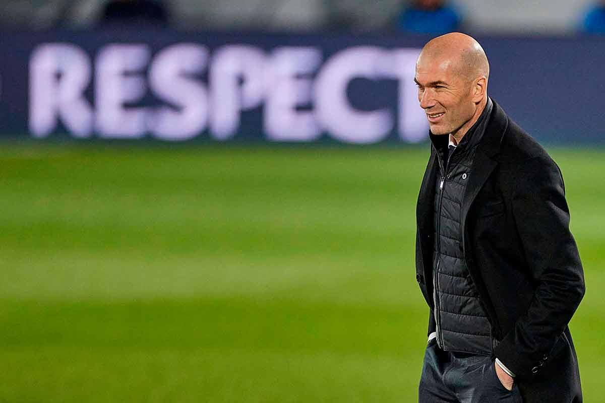 Zidane respect