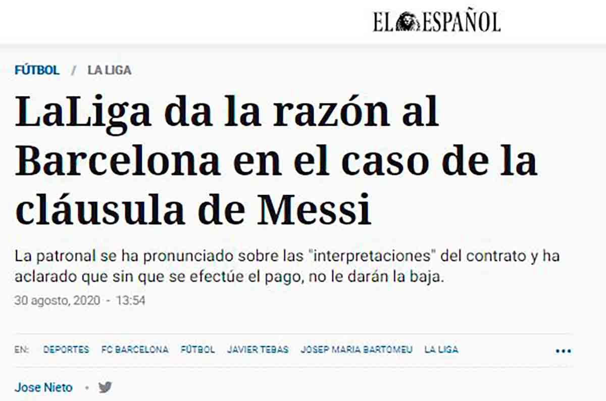 Messi Tebas