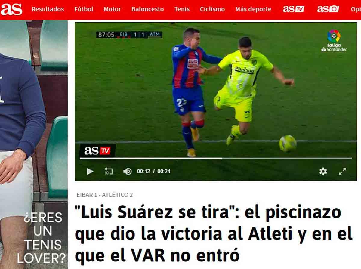 Piscinazo Suárez Eibar