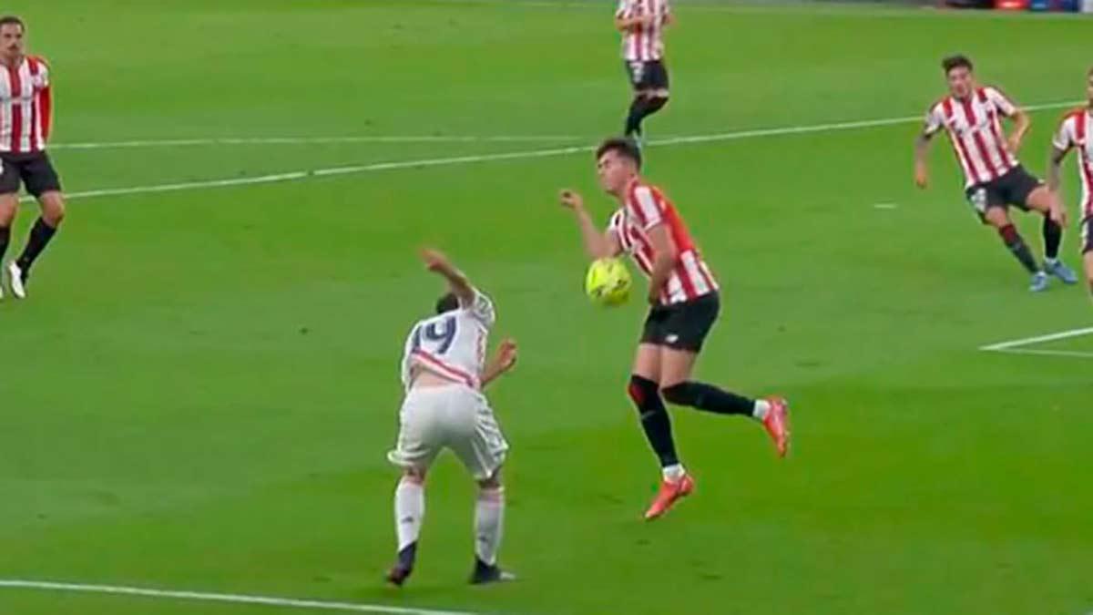 Penalti Athletic