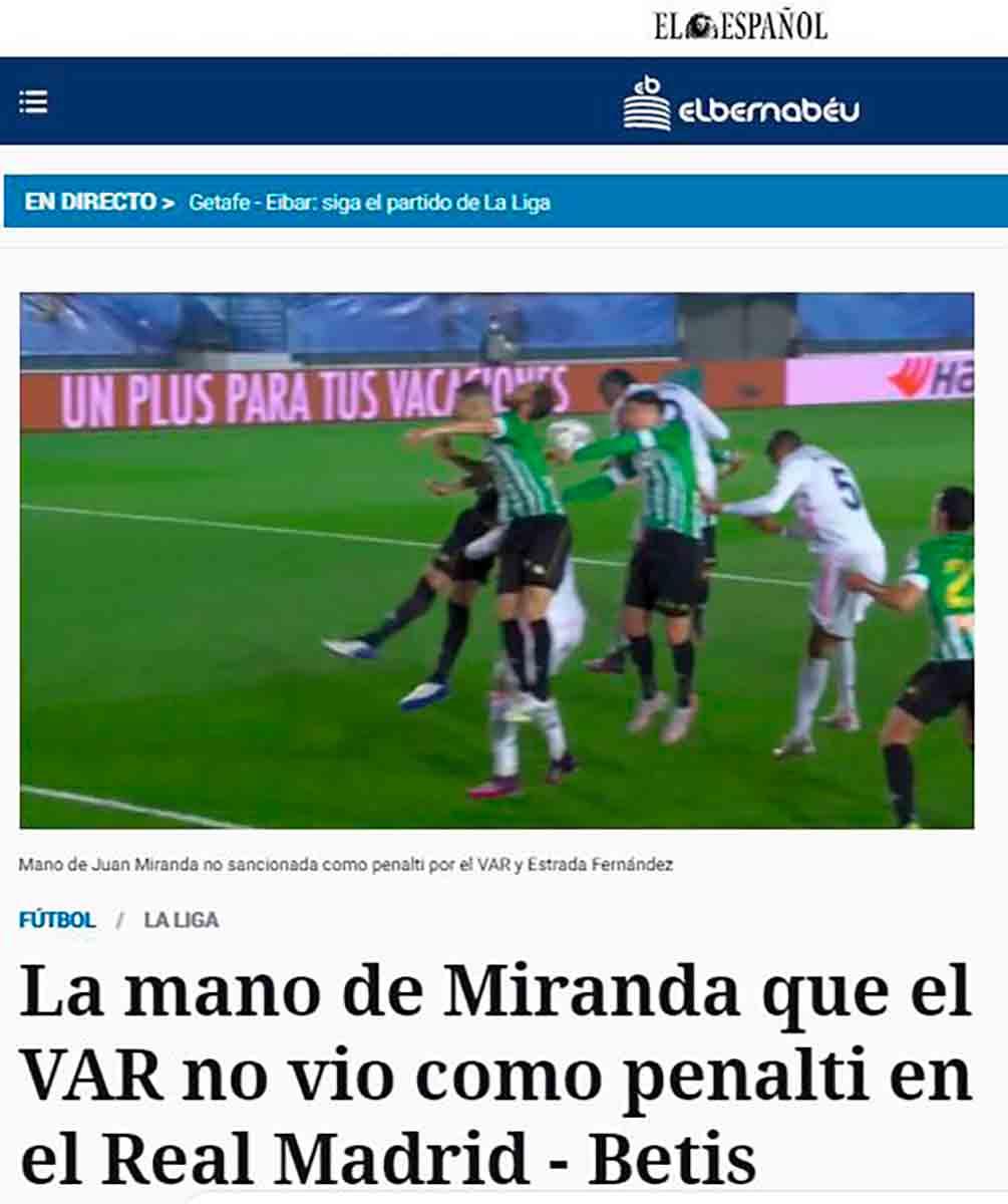 Mano Miranda Betis
