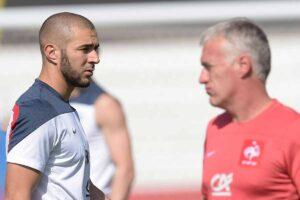 Benzema vuelve con Francia