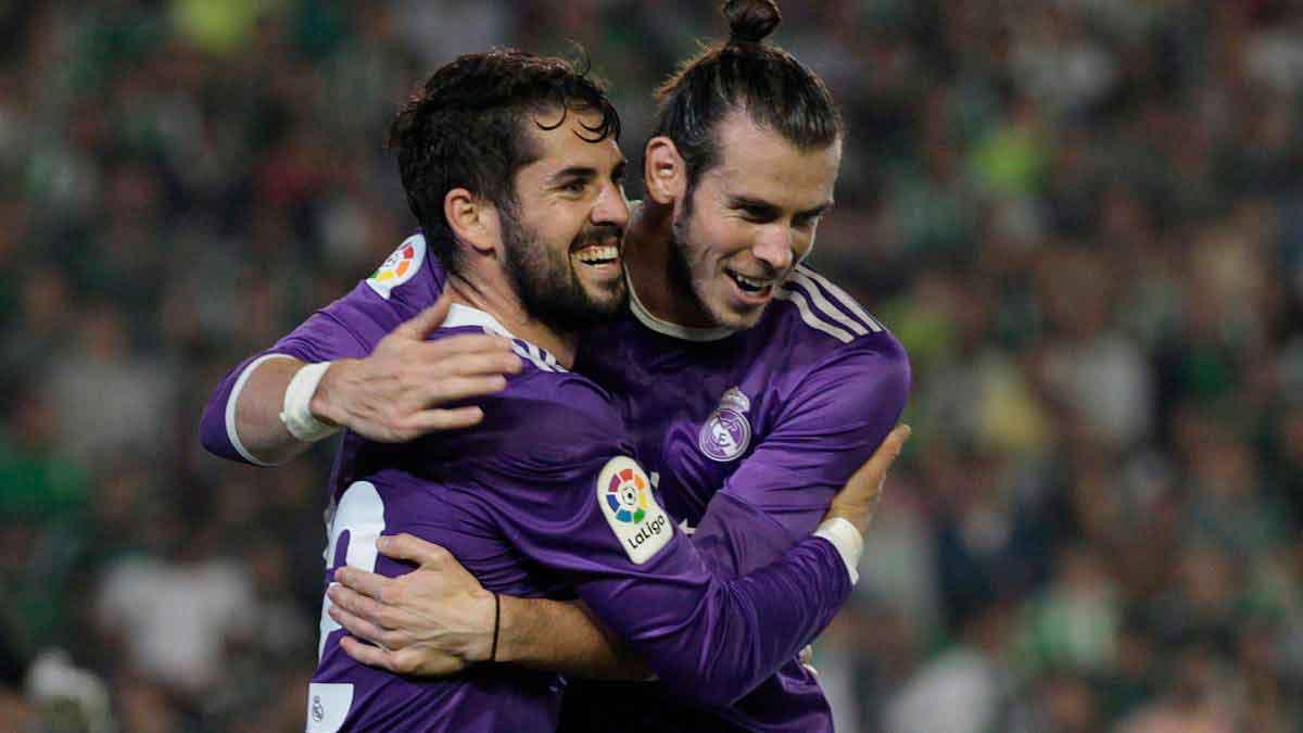 Isco y Bale