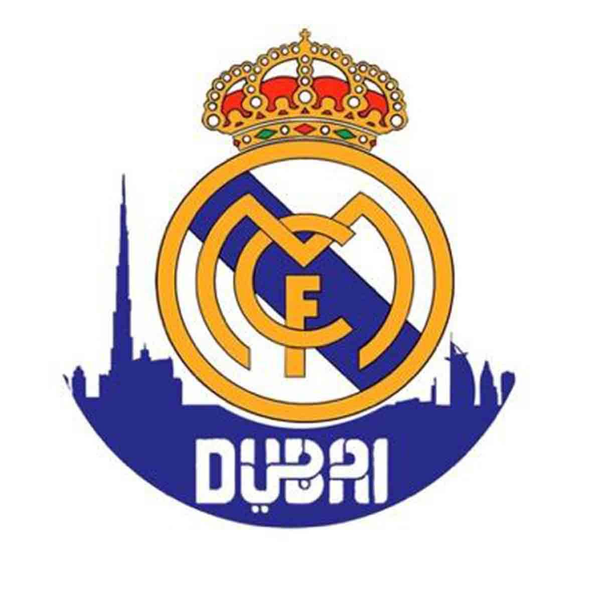 Logo peña Dubái