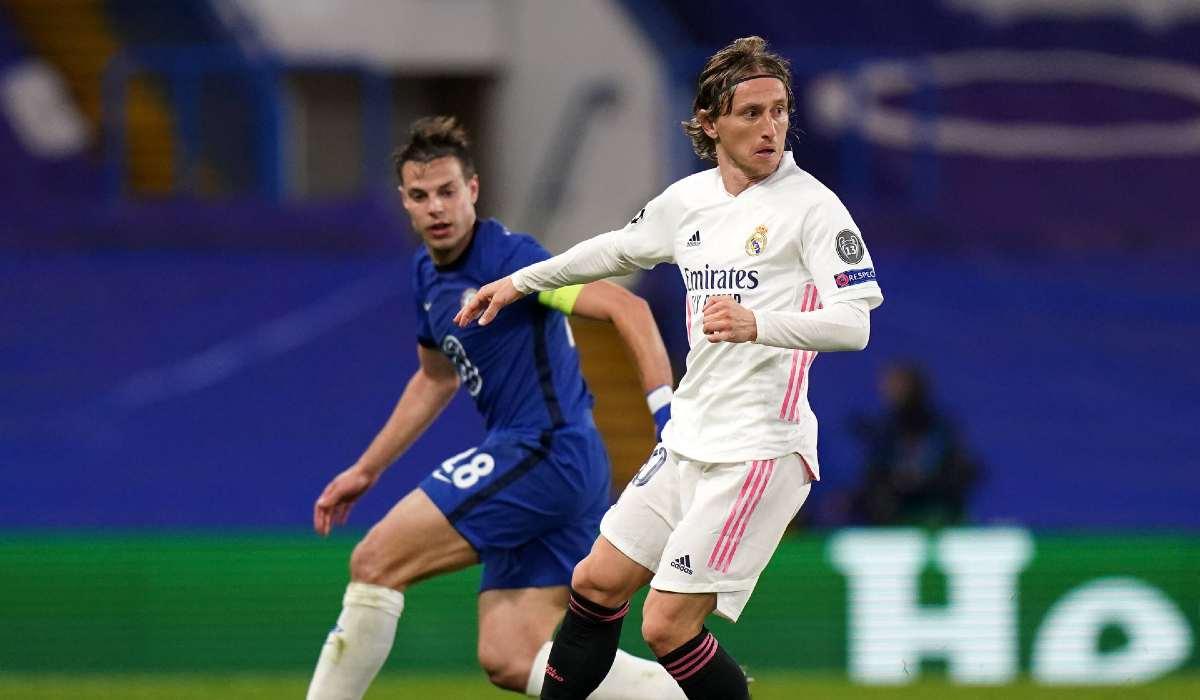 Las notas del Chelsea 2-0 Real Madrid