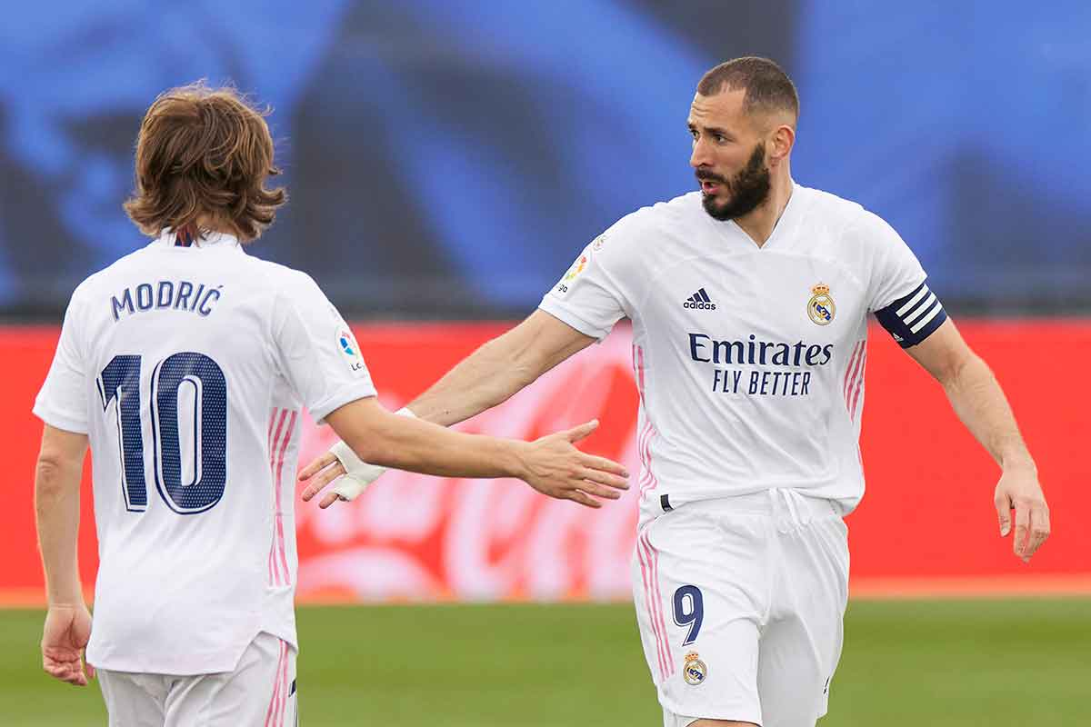 Real Madrid, 2 - Villarreal, 1: No pudo ser