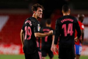 Las notas del Granada, 1 - Real Madrid, 4