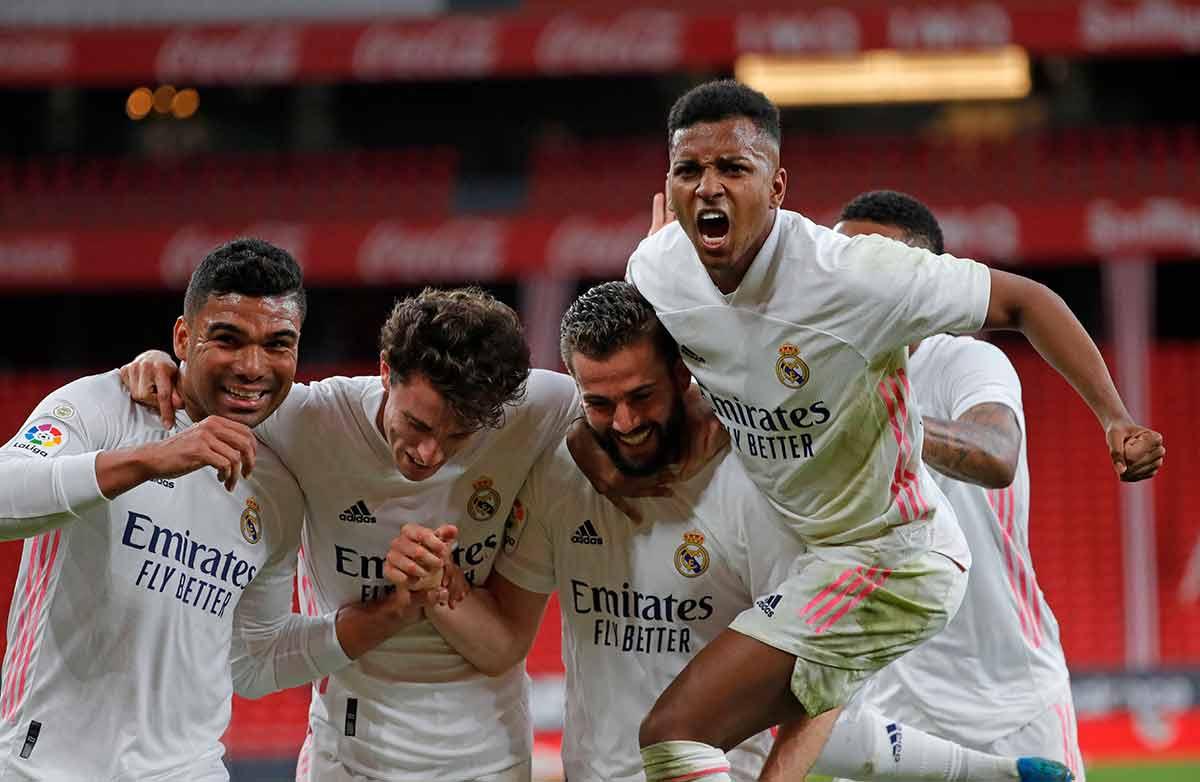 Athletic Real Madrid