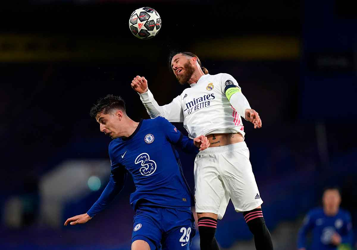 Sergio Ramos Chelsea