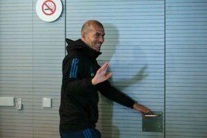 Zidane y aquello que queremos