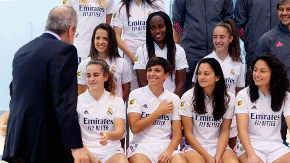 Real Madrid femenino Florentino