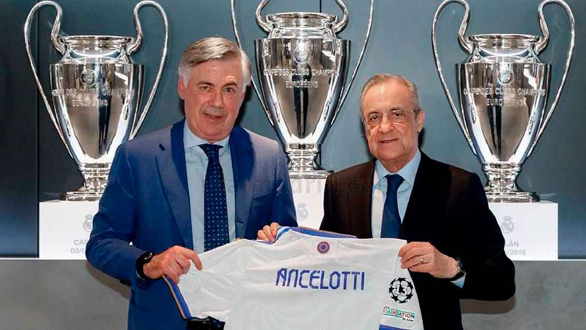 Ancelotti Florentino