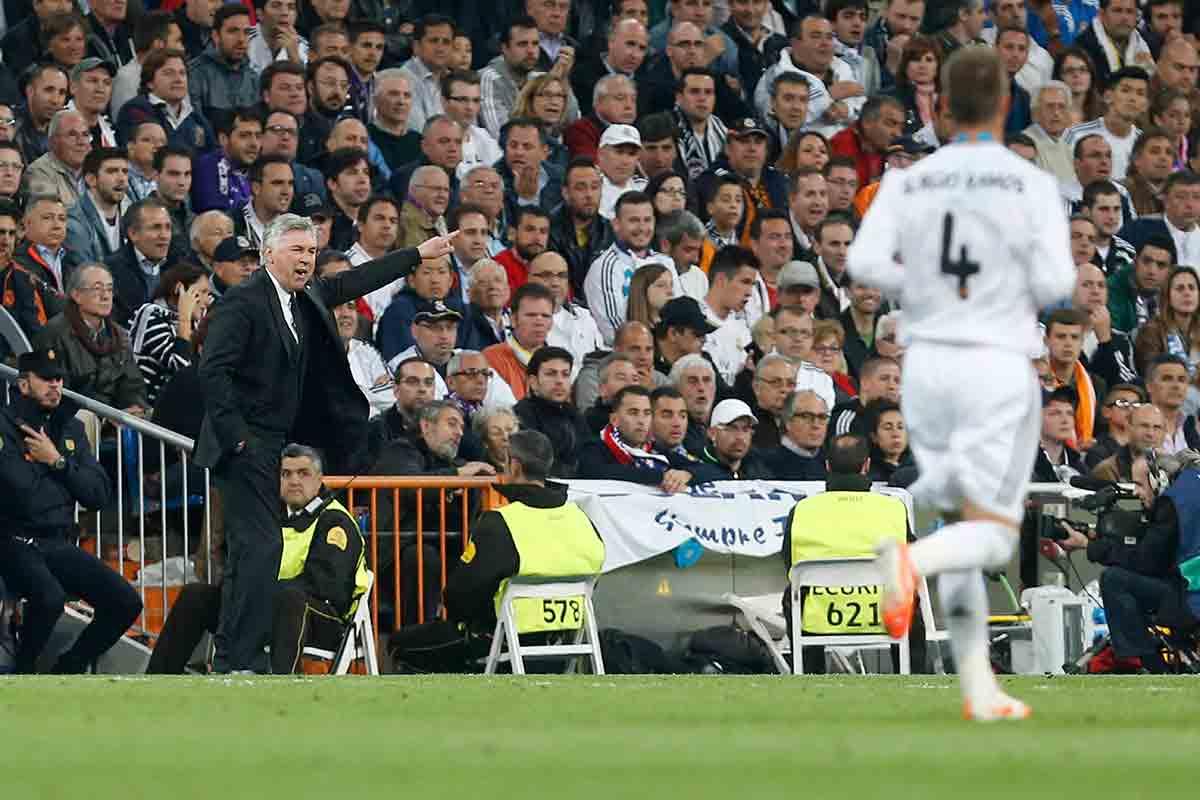 Ancelotti Ramos