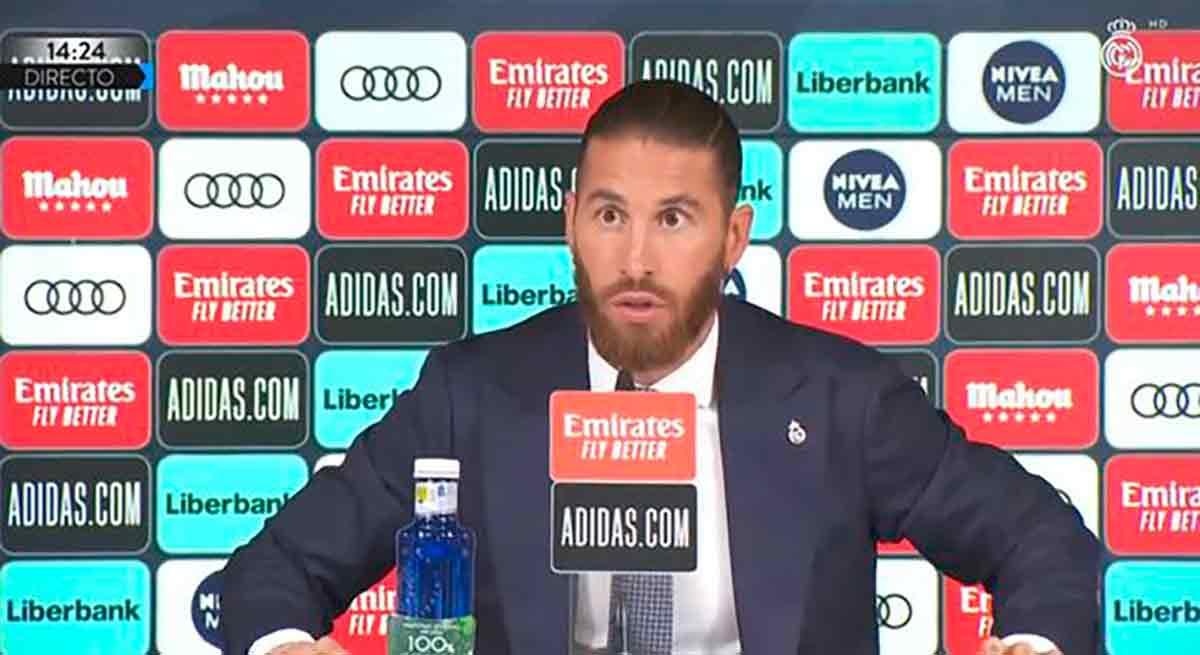 Ramos rueda de prensa