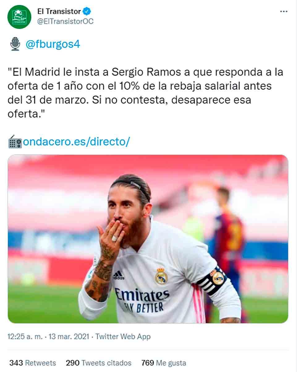 Tuit Fernando Burgos