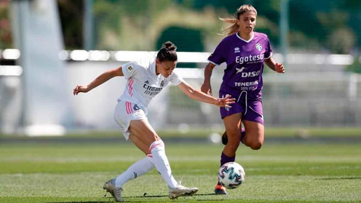 Aurelie Kaci Real Madrid femenino