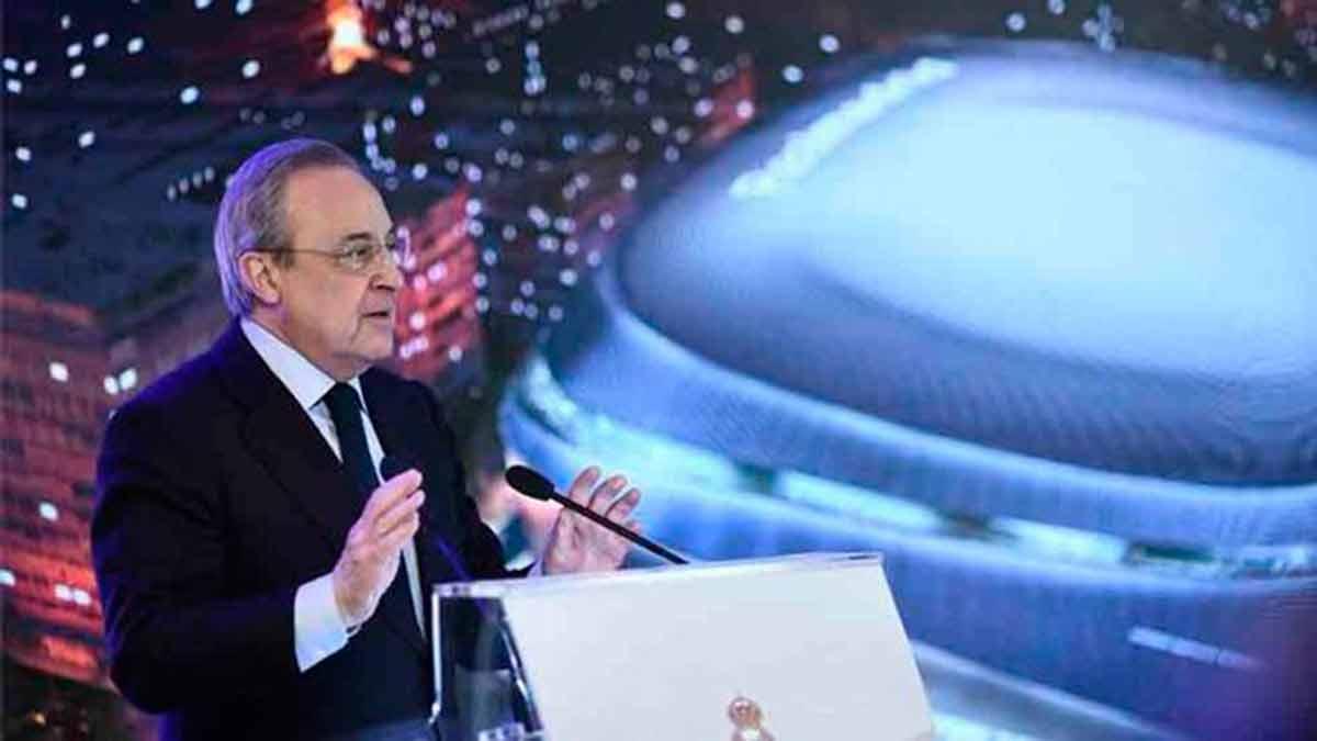 Florentino Nuevo Bernabéu