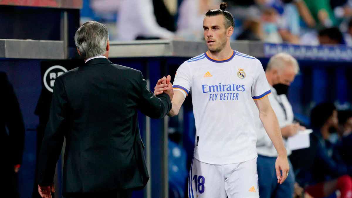 Bale Ancelotti