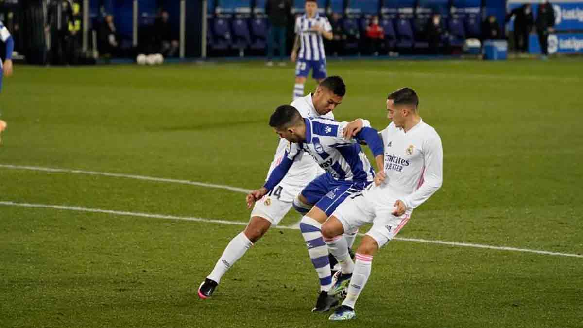 Alavés Real Madrid