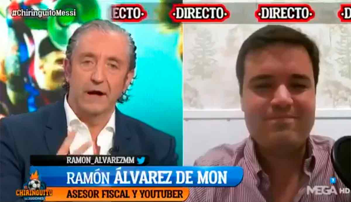Ramón El Chiringuito Pedrerol