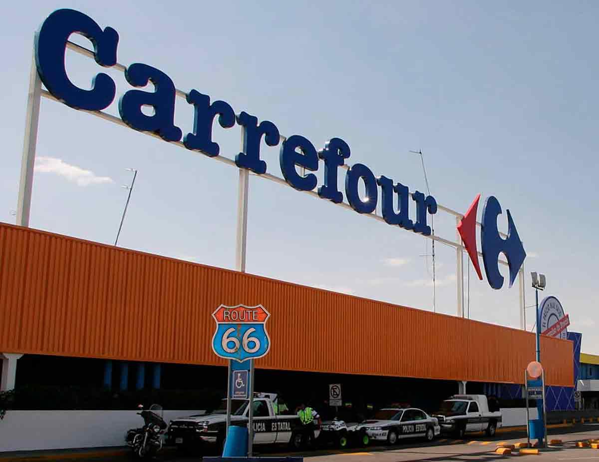 Carrefour Ruta 66