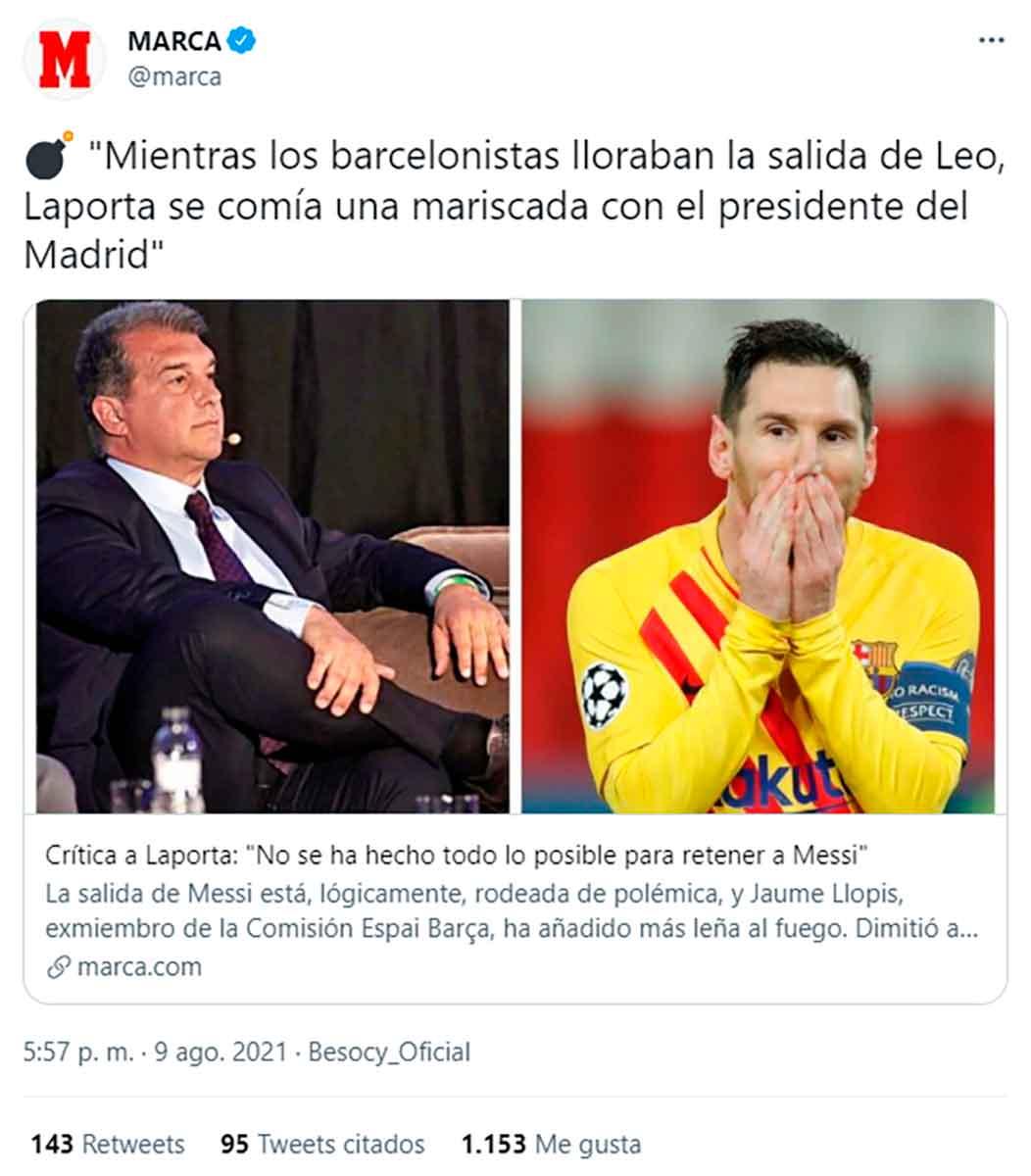 Tuit Marca