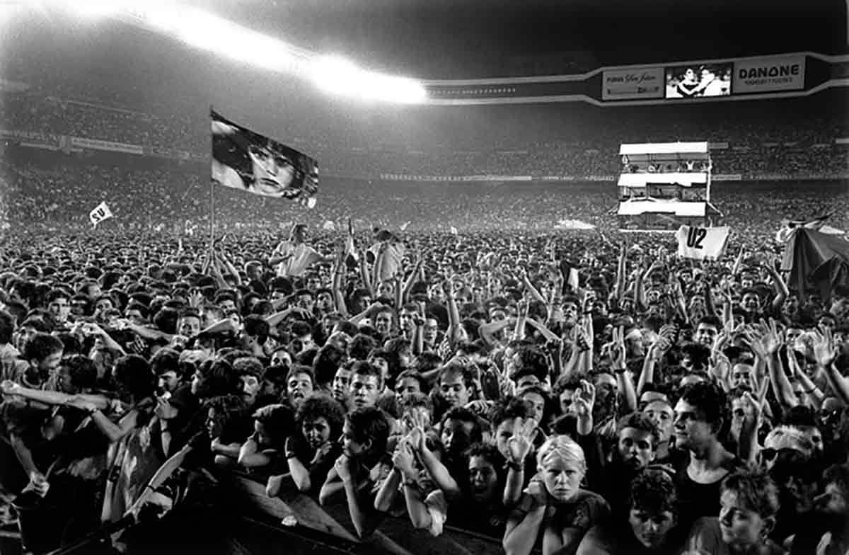 U2 Bernabéu