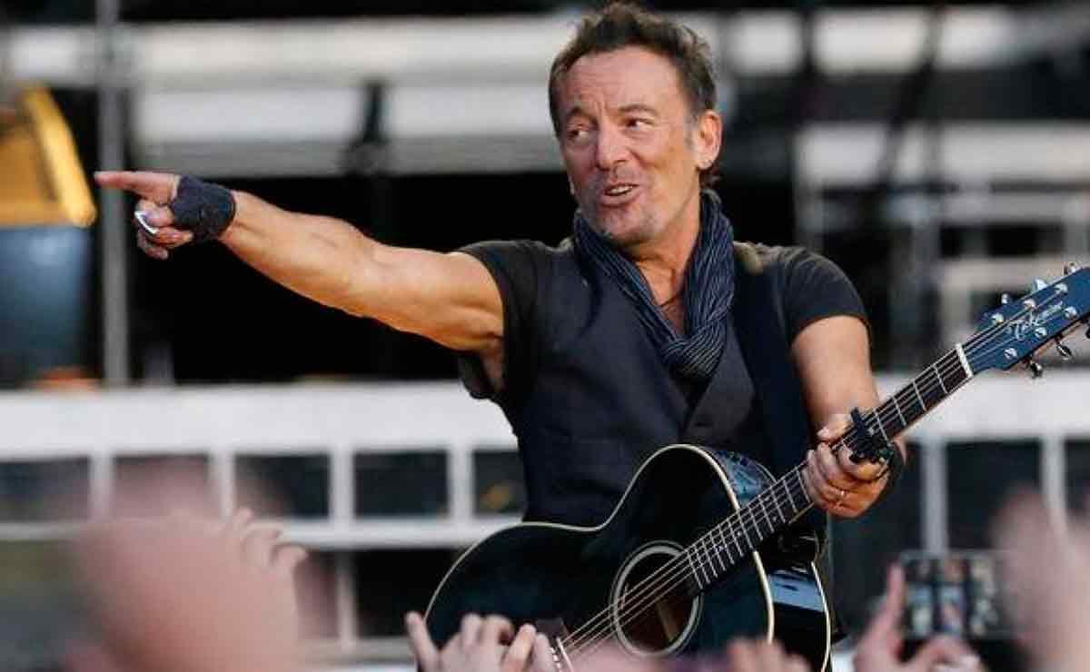 Bruce Springsteen Bernabéu