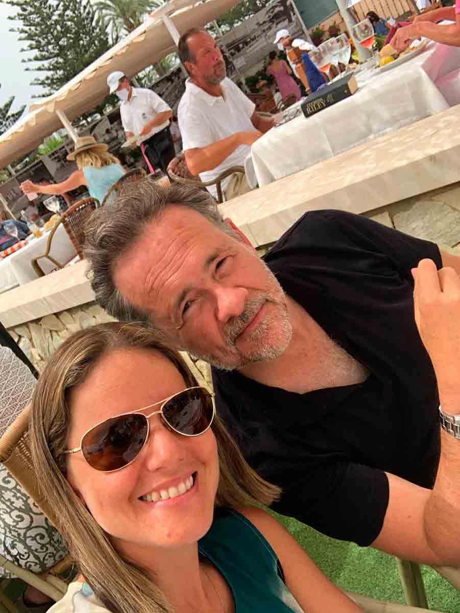 Boss y María