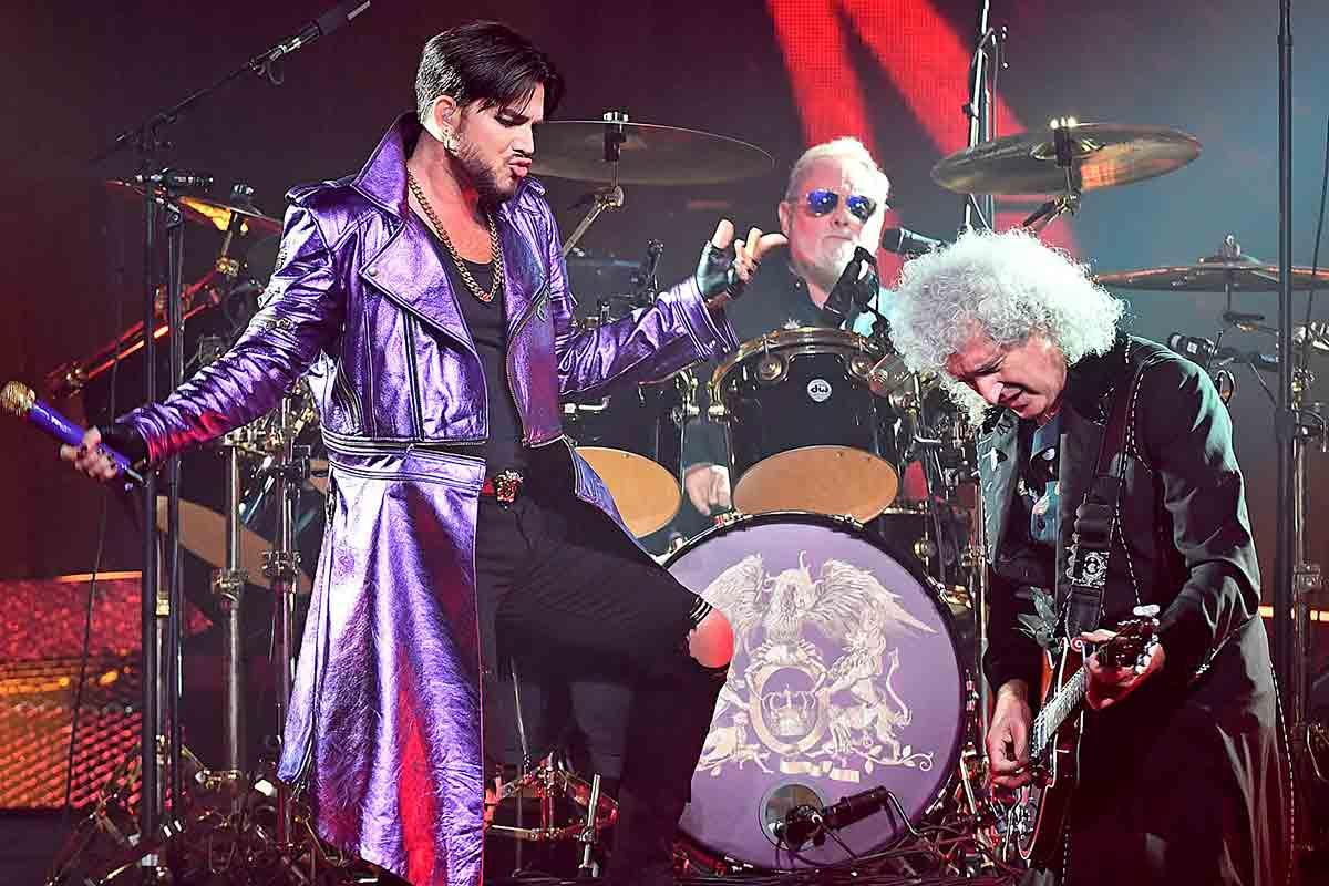 Queen y Lambert