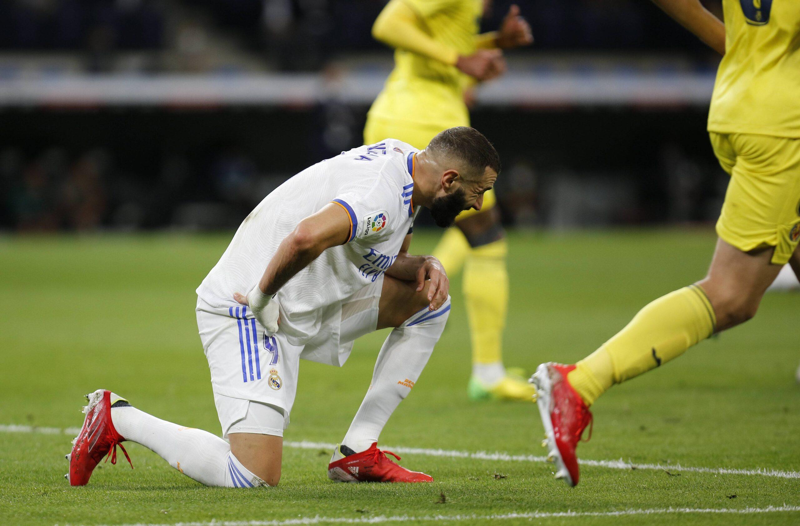 0-0: Bajón en el Bernabéu