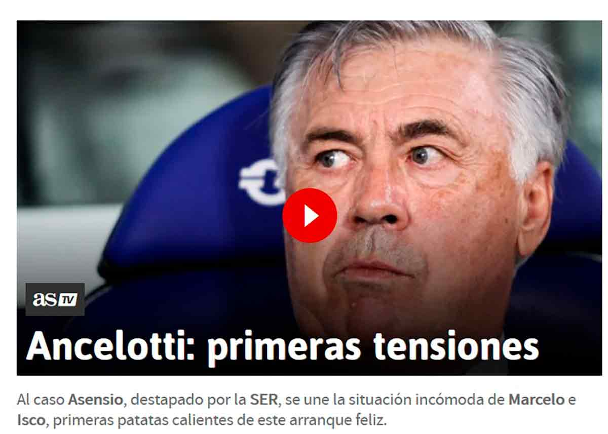 Ancelotti As