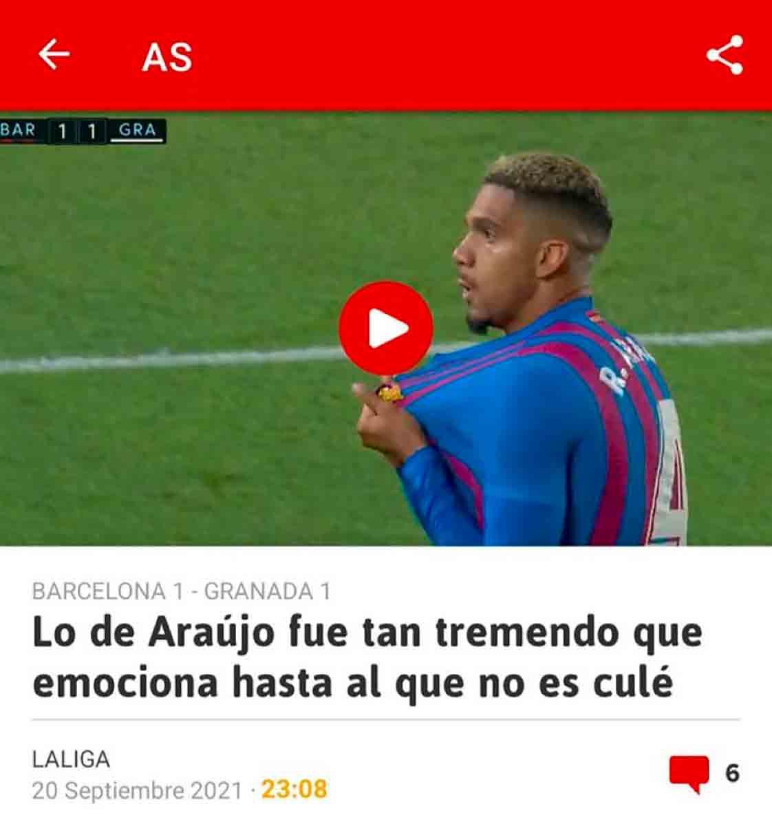 As Araújo