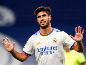 Asensio, man of the match