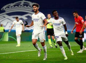 Las notas del Real Madrid, 6 - Mallorca, 1