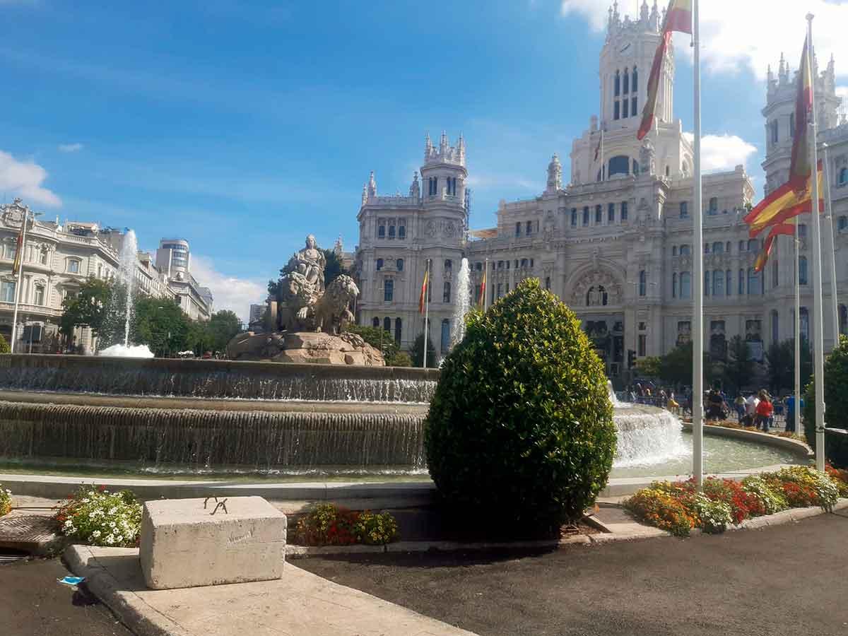 Maratón Madrid Cibeles