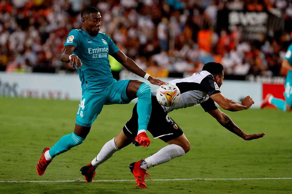 Alaba, man of the match