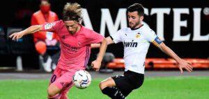 El Valencia en siete puntos