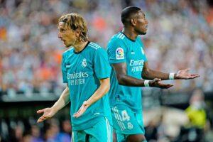El Madrid, al borde del descenso