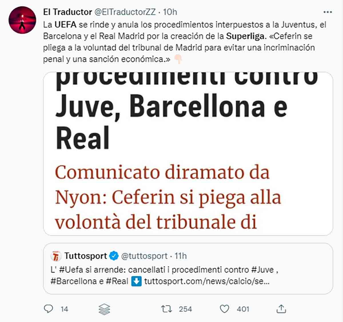 Tuit Superliga